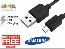 AULOA Samsung Fast Charger 2M USB Micro USB Data Cable For Galaxy Phone