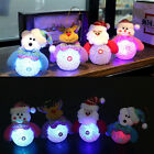 Christmas Gift LED Snowman Light Home Ornaments Xmas Tree Hanging Decoration