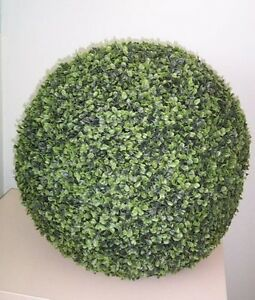 Artificial plant & flower Boxwood topiary ball 48cm P64-48