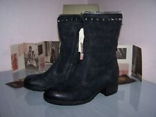 AS98 Women`s Boots NEW Black Size 8