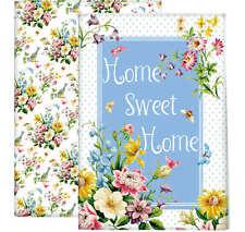 Kate ALICE GIARDINO INGLESE COTONE Tea asciugamani, Set di 2