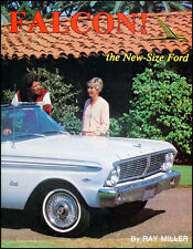 Falcon and Ranchero Yearly History 1961 1962 1963 1964 1965 1966 1967 1968 1969
