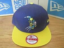 Wolverine X-Men Marvel Comics New Era Hat Adjustable Snapback SM-MED NWT 0037