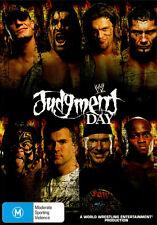 WWE - Judgement Day (DVD, 2007)