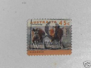 """Used Australia """"Kangaroo"""" stamp for sale *Free Post"""