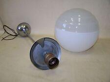 Schöne alte Kugellampe, Art Deco Hängelampe, Bauhaus Lampe, Wagenfeld