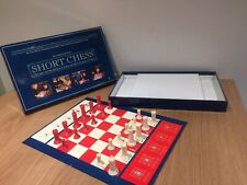 Short Chess Revised Edition Chess Tutor Easy for Children to Learn Game Kid