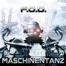 F.O.D.: maschinentanz-CD