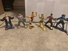 Mighty Morphin Power Rangers - 1994 Bandai PVC Mini Action Figure Toys - Vintage