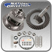 RING AND PINION, TIMKEN BEARING INSTALL KIT & EATON POSI - GM 12 BOLT CAR - 3.73