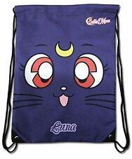 *NEW* Sailor Moon Luna Drawstring Bag