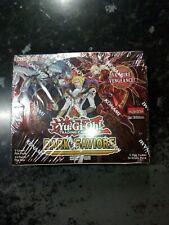 Yu-Gi-Oh Dark Saviors Booster Box Factory Sealed