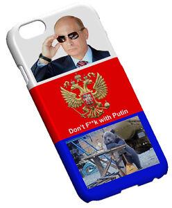 Russia & Putin phone cover