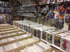 Start Your Own Comics & Collectables Business - £10,000 Starter Kit PLUS Advice.