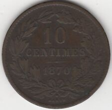Luxembourg 10 Centimes Coins***Collectors***