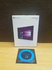 Microsoft Windows 10 Pro Full Retail Box USB