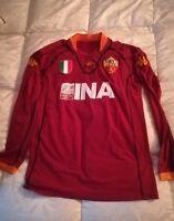 MAGLIA SHIRT CAMISETA VINTAGE OFFICIAL ROMA FOOTBALL calcio