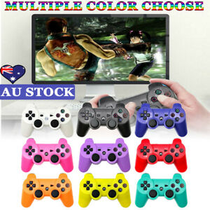 Dualshock Wireless Bluetooth Controller For Playstation 3 PS3 Gamepad