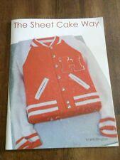 The Sheet Cake Way For Decorating Vi Whittington Retro Ideas Paperback Designs