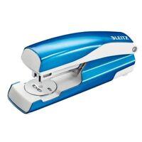 Leitz Blue Metal Office Stapler WOW NeXXt 30 Sheet