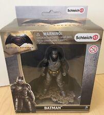 DC Comics Schleich BATMAN 22526 Armour Suit Hand painted figure 11cm New Boxed