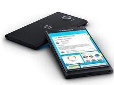 Blackberry Priv 4G LTE STV100-3 Black 32GB Unlocked Slide-out Keyboard Dtek