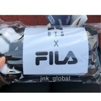 BTS X FILA BLANKET World Tour Speak yourself The Final Official Goods +Track Num