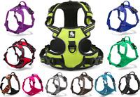 Truelove No-Pull dog harness adjustable, reflective, 2 leash hook-up pet vest