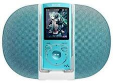 Hatsune Miku WALKMAN NW-S764 Japan Anime Vocaloid 5th ANNIVERSARY Blue Speaker
