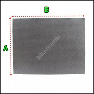 Guarnizione Marmitte Collettore Scarico E Testata In Fogli Spessore 0.8 mm