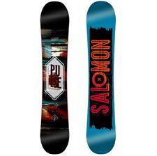 2017 Salomon Pulse 160cm Mens Snowboard