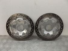 2012 HONDA GL 1800 GOLDWING Front Brake Discs - 45220-MCA-003 & 45120-MCA-003