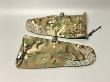 NEW British Army-Issue MTP Gore Tex ECW Outer Mittens. Multicam. Large.