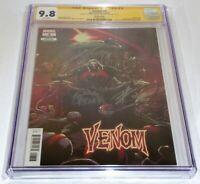 Venom #3 CGC SS  9.8 Signature Autograph DONNY CATES RYAN STEGMAN 1st Full Knull
