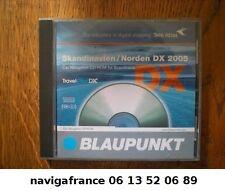 CD GPS navigation  Scandinavie ( ou Bénélux  Espagne Portugal  Italie  .. )