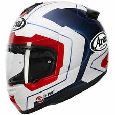 GENUINE ARAI BRAND NEW AXCES 3 LINE BLUE MOTORCYCLE HELMET SIZE LARGE 59/60