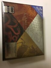 Game of Thrones Season 1 Gift Set Blu-Ray! New! Rare! With Dragon Egg! Limited