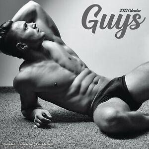 Guys Calendar 2022 Sexy Men Hunks Wall 15% OFF MULTI ORDERS!