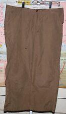 Women's Khaki Tan Columbia Capri Pants Excellent Condition! Outdoor Casuals