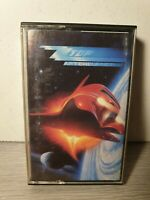 ZZ TOP - AFTERBURNER - TAPE CASSETTE ALBUM