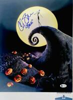 Chris Sarandon signed Jack Skellington 11X14 photo BAS COA WAO4890