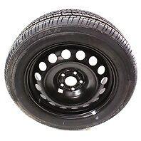 "SKODA RAPID & SPACEBACK New Full Size Spare Wheel & Tyre 14"" + Jack & Spanner"