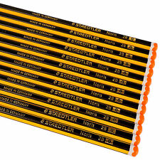 Staedtler Noris 2B Pencils Norris School Crafts Drawing Sketching 12 Pencil 1Box