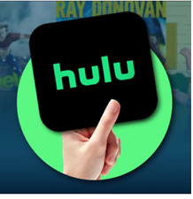Hulu premium No Commercials + premium VPN Life time warranty Fast Delivery DVD
