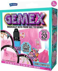 John Adams Gemex Starter Set Create Up To 20 Fun Children Game