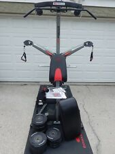 Bowflex Revolution XP Gym. Lat Tower, Mat & 80Ib Upgrade. Shipping Available.