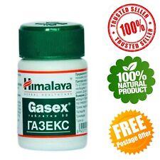HIMALAYA Herbals Gasex Stomach Upset Indigestion Cure Gaseousness Flatulence