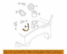 2000-2002 Cadillac Escalade Oxygen O2 Sensor Left Right New OEM 19178918