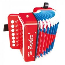 'The Busker' Mini Accordian from John Hornby Skewes - PERFECT FOR YOUNG CHILDREN
