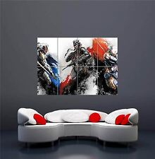 XBOX ONE ps3 ps4 PC GIOCO METAL GEAR SOLID GIGANTE NUOVO art print poster oz1229
